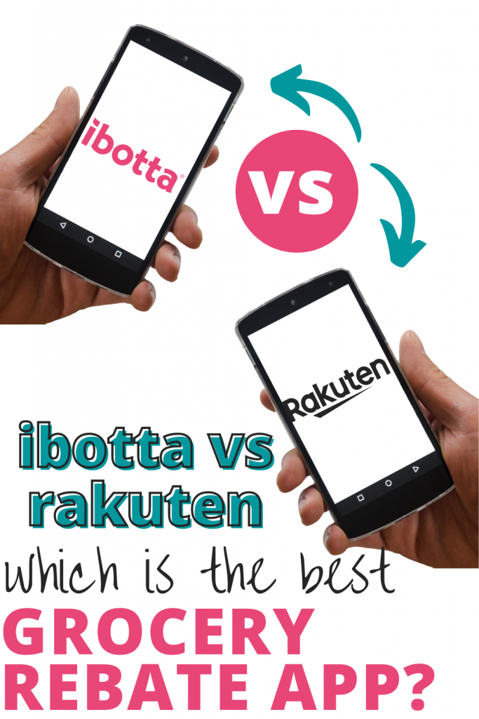 Ibotta vs Rakuten - which is the best grocery rebate app? Learn all about the two and how they're different here. PLUS learn which one will save you more money on groceries.